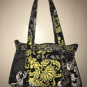 "Vera Bradley Retired Pattern ""Baroque"" Bag"